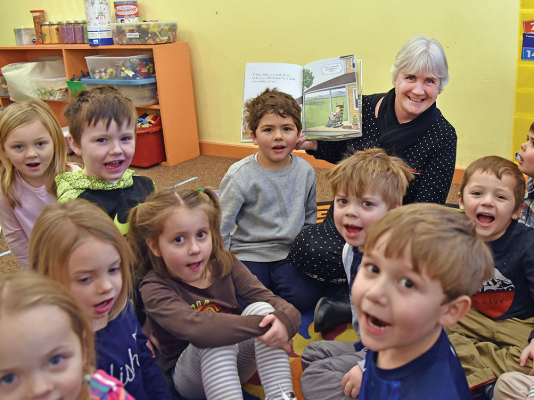 Apple Tree preschool celebrates 20 years